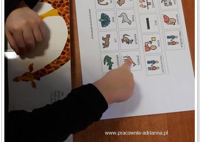 Literatura dziecięca i AAC