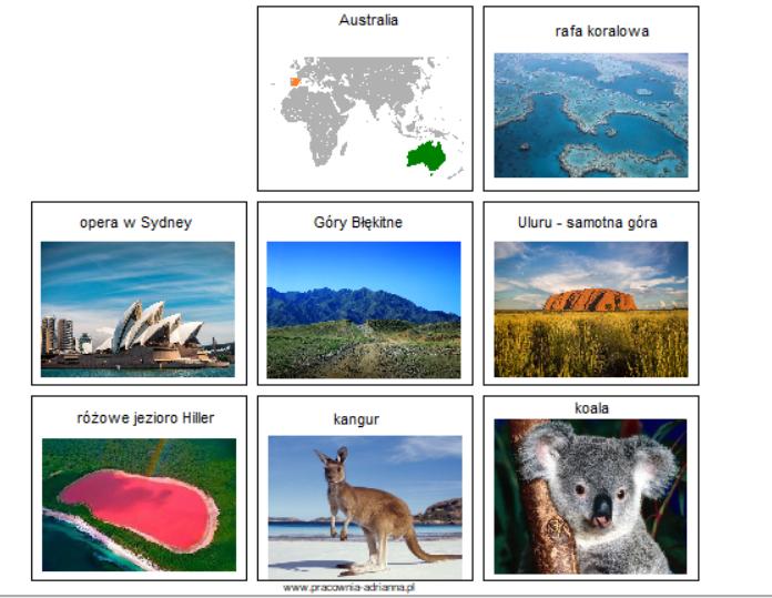 Pamiętacie mój wpis o różnym miejscach na świecie? Spieszę donieść, że mój atlas powiększył się o nowe karty. Oprócz siedmiu kart : Polska Polska – Warszawa Wenezuela, Chiny – Pekin Salwador Nowa Zelandia Ameryka Północna pojawiły się nowe: Holandia Australia Indie – 1 Indie – 2 Rosja Jest ich już 12 😉 Każda karta ma […]